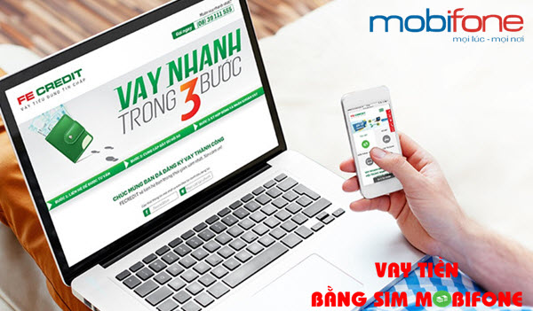 Vay qua SIM Mobifone có cần chứng minh thu nhập không?