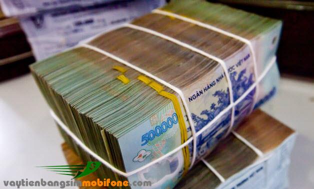 Một SIM Mobifone vay được bao nhiêu lần - Vay tiền qua SIM Mobi