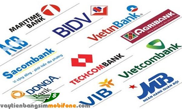 Nên vay tiền bằng SIM Mobifone ở ngân hàng nào?