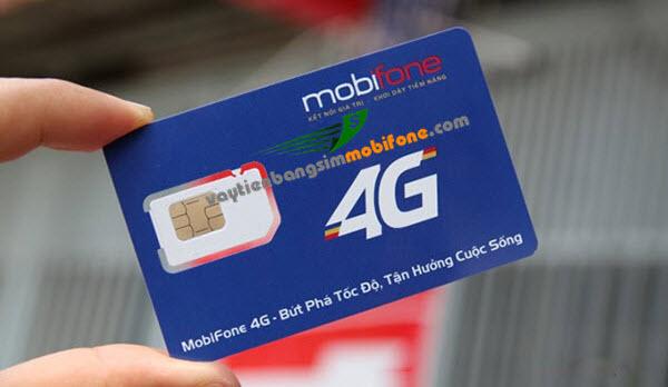 Đối tượng được vay tiền bằng SIM Mobifone