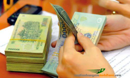 Vay tiền mặt bằng SIM Mobifone, nhận tiền liền tay chỉ sau 12h